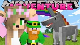 Minecraft - Little Kelly Adventures : MAGIC UNICORN WISH GRANTED!