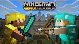 MINECRAFT - RUIN, ATLANTIS, SEIGE NEW MAPS GAMEPLAY BATTLE MINI GAMES