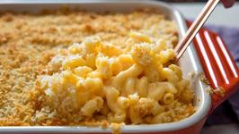 Baked Mac and Cheese, Two Ways