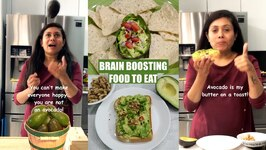 Brain Boosting Food to Eat with the Least Efforts Avocado Toast And Dip