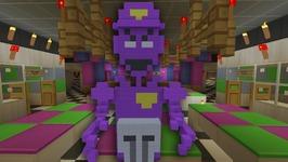 Minecraft Xbox - Five Nights At Freddy's 5