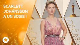 Scarlett Johansson va rencontrer son sosie