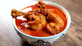 Chicken Vindaloo - Spicy Goan Chicken Curry - The Bombay Chef  Varun Inamdar