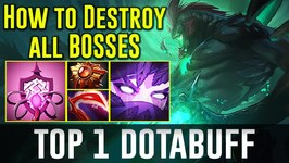 Siltbreaker KILL ALL BOSSES Dota 2