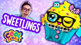 DIY Cupcake Toys Sweetlings Sprinkle Shop Frost-A-Friends Swirl-n-Twirl Minis - Crafty Carol