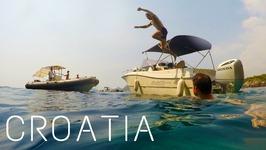 SPEEDBOAT ISLAND HOPPING - Exploring Dubrovnik, Croatia