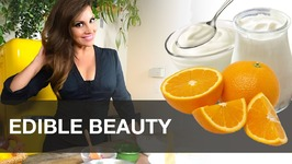 Edible Beauty - Citrus Mask From Florida For Glowing Skin