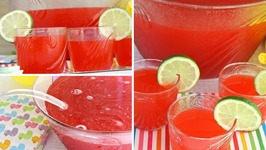 Simple Party Fruit Punch - Quick And Easy