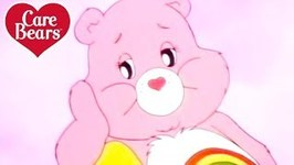 Classic Care Bears - Cheer Bear Lost Her Cheer