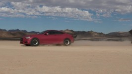 INFINITI Q60 Red Alpha concept Trailer