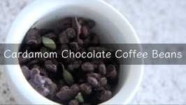 Cardamom Chocolate Coffee Beans - Rule Of Yum Recipe