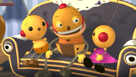 S01 E10 - Pappy Days/Copy Cat and Mouse/The Bump - Rolie Polie Olie