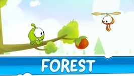 Om Nom Stories- Forest -Episode 22 Cut the Rope 2