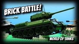 The Brick Battle - (World of Tanks)