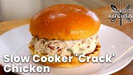 Slow Cooker 'Crack' Chicken