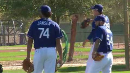 Dodgers Spring Training: Pitchers and Catchers first official workout of 2017