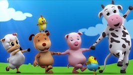 Kids Animal Song And More Rhymes - Episode 39