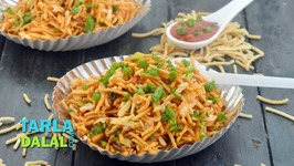 Chinese Bhel - Indian Street Food - Hindi