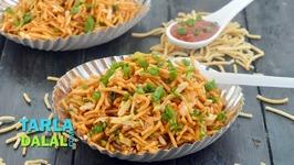 Chinese Bhel - Indian Street Food - Hindi