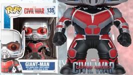 Giant Man Marvel's Captain America Civil War Funko Pop