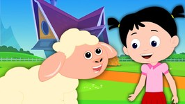 Mary Had A Little Lamb Nursery Rhymes And Kids Songs