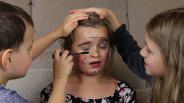 Brother Does My Makeup - Ep 7