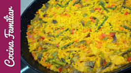 Arroz con verduras apto para vegetarianos y veganos - recetas para dieta