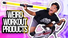 Crazy Workout Products Ever Made