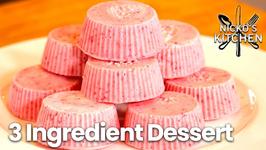 Beat Those Sugar Cravings -3 Ingredient Dessert - Keto And Low Carb