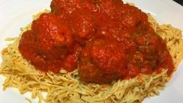 Keto Mozzarella Meatballs