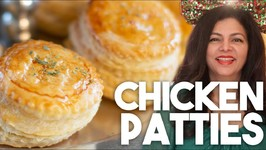Chicken Patties - Holiday Open House