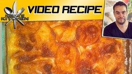 Bacon And Cheese Potato Bake