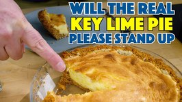 1930s Key Lime Pie 3 Ways Recipe History And Origins