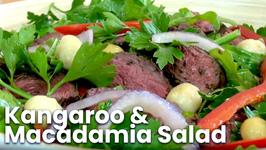 Kangaroo And Macadamia Salad