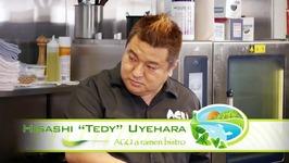 Hawaiian Grown Kitchen - AGU A Ramen Bistro - Segment 2