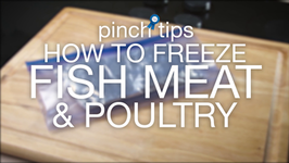 How to Freeze Fish, Meat And Poultry