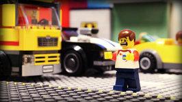 Lego Street Crossing