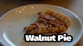 How To Make Walnut Pie