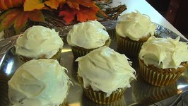 Betty's Pumpkin Spice Cupcakes
