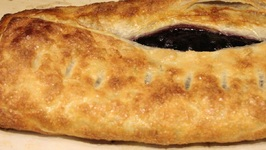 Blueberry / Simple Blueberry Puff Pastry