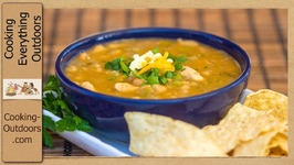 Dutch Oven White Chicken Chili