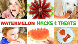 Amazing Watermelon Hacks - Slicing Gadgets And Ice Cream Treats