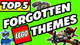 Top 5 Forgotten Lego Themes