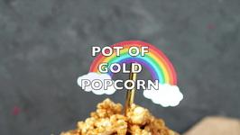 Pot Of Gold Caramel Popcorn