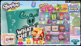 Shopkins Family Mini Pack Shopper Pack & Singles