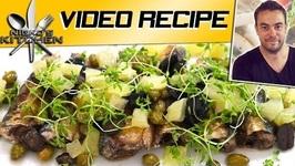 How to Make Sicilian Style Sardines