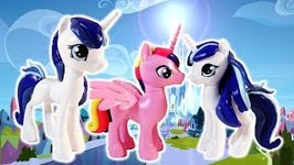 Genderbend Custom Pony MLP Princess Shining Armor