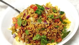 Mumbai Bhelpuri / Indian Street Food
