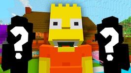 Bart Simpson New Boyfriend  The Simpsons  Minecraft Xbox 31