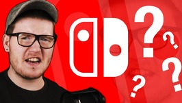 Something Strange About Nintendo Switch Logo